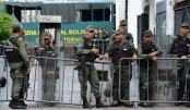 Venezuelan army base attacked, 'terrorists' arrested