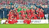 Bayern Munich clinch German Super Cup