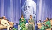Cultural arena observes Tagore's death anniversary