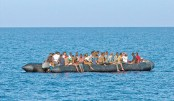Over 600 migrants rescued from Mediterranean Sea