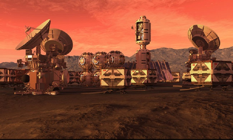 China to build first Mars simulation base