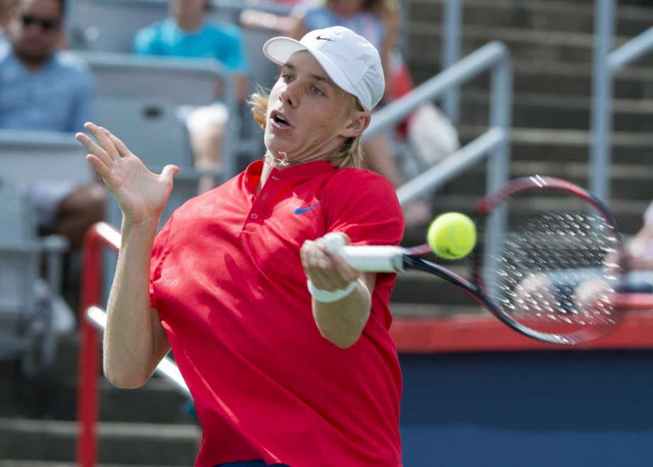 Canadian Shapovalov advances to 2nd round of Rogers Cup