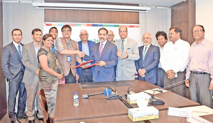 UNDP, DCCI to create platform for data collection
