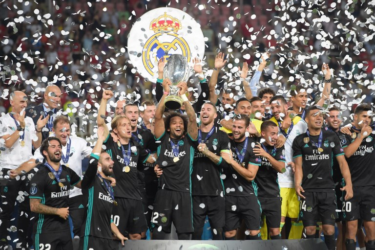 Isco magic sees Real Madrid edge Manchester United in Super Cup