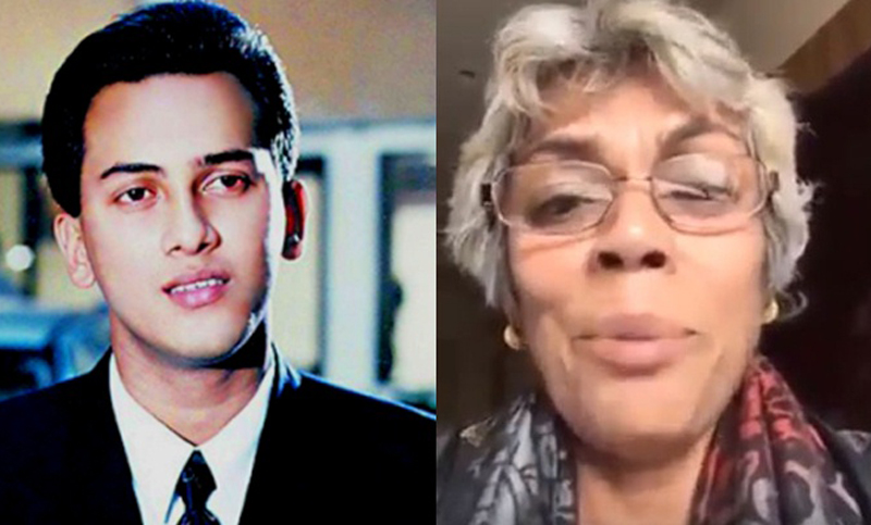 Rubi live again on facebook over Salman Shah's murder