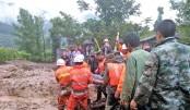 Landslide kills 24 in southwest China
