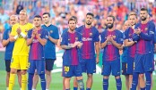 Barca move on from Neymar to honour Chapecoense