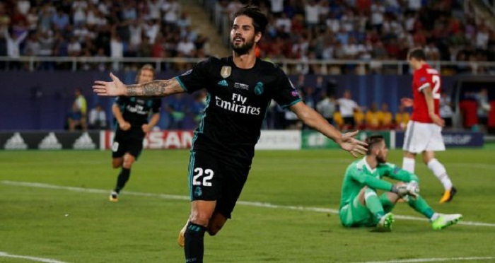 Isco magic wins Super Cup for Real Madrid