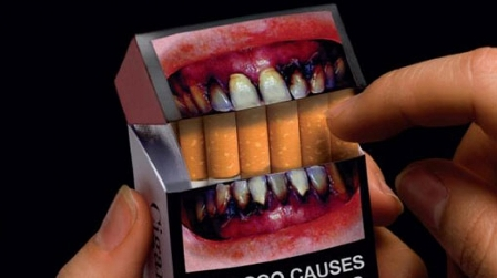 Implement graphic health warning on tobacco packets: Activists