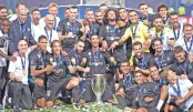 Real rattle United to win Super Cup