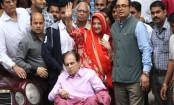 Dilip Kumar's recovery a miracle, says Saira Banu
