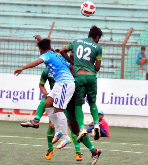Champs Football: Victoria SC beat Fakirapool YMC 2-0