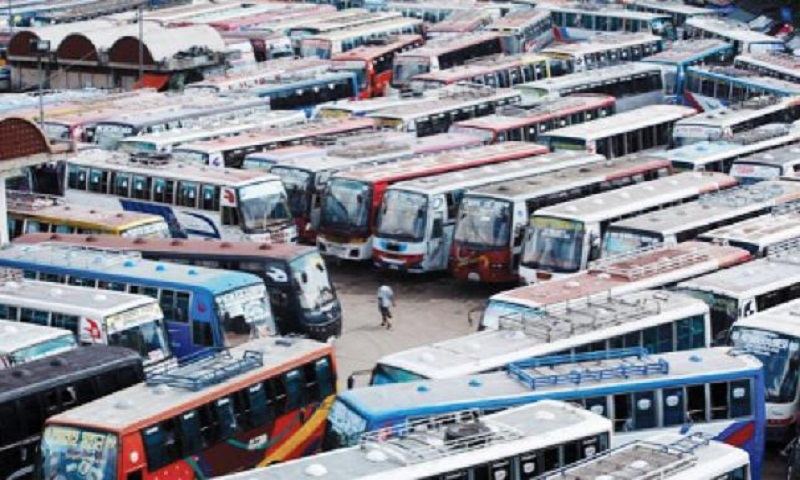 Barisal division bus strike called off