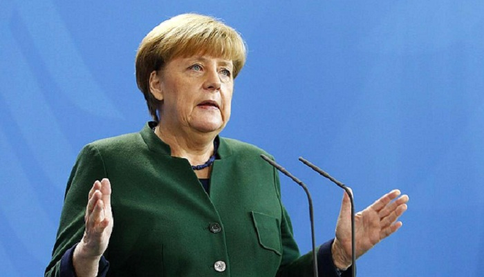Merkel rejects use of force in N. Korea and verbal 'escalation'