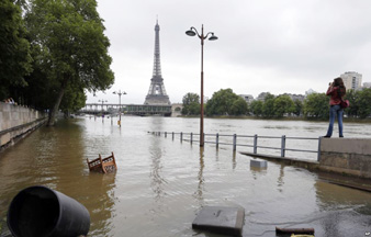 Global warming alters timing of floods in Europe: study
