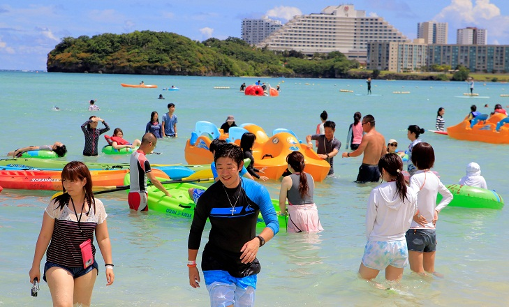 Guam tourism sees silver lining in North Korean threats