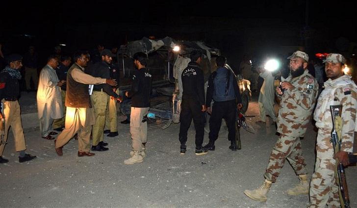 5 killed, 25 injured as blast hits northwest Pakistan