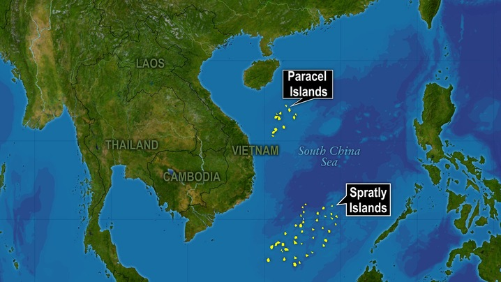 China still building South China Sea islands: think-tank