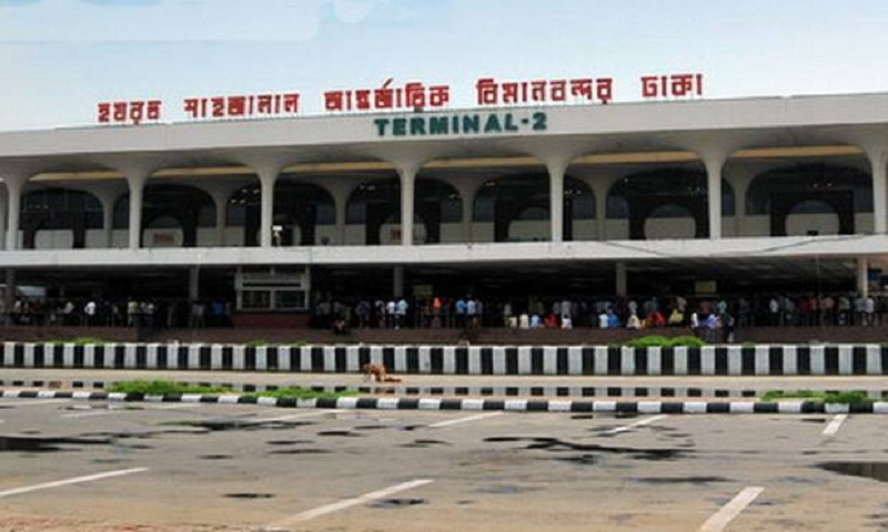 Fire at Air India office in Shahjalal airport doused