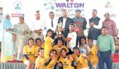 Naogaon DSA clinch title