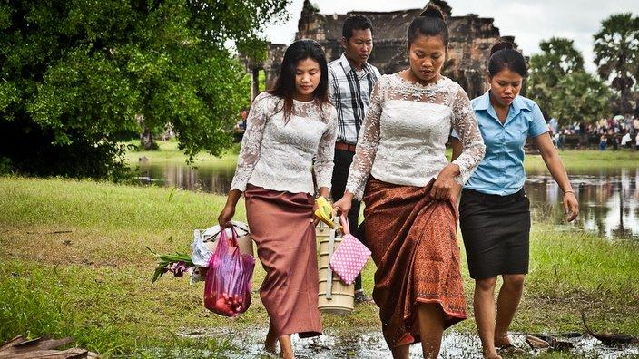 Hundreds of Cambodian maids to work in Hong Kong