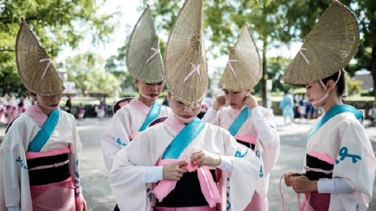1 Million dance lovers join Japan's 'Awa' fest