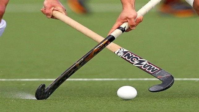 National Hockey team taste first win in China