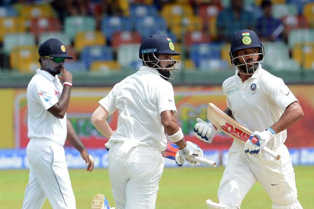 India win toss, elect to bat against Sri Lanka; Kuldeep replaces Jadeja