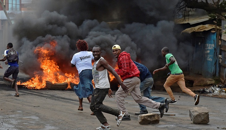 8 bodies taken to Nairobi morgue from protest-hit slums: police