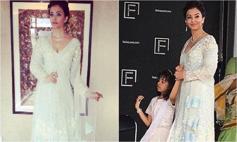 Aishwarya Rai Bachchan and daughter Aaradhya hoist Indian flag in Melbourne