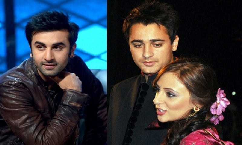 Ranbir Kapoor once dated Imran Khan's wife Avantika Malik