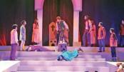 Hamlet delights Shilpakala audience