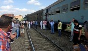 36 killed in Egypt train collision