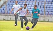 Sabbir focusing on Test batting