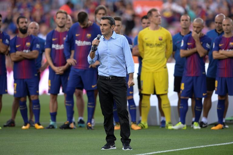 Barca seek Super Cup tonic to Neymar hangover