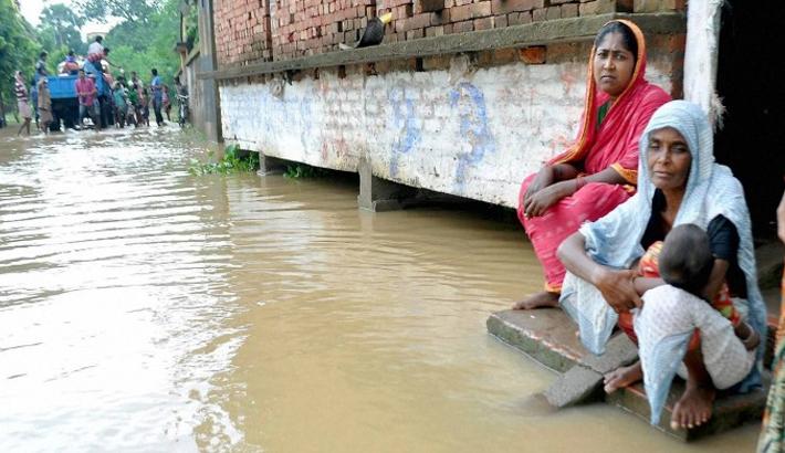 Flooding hits northern, eastern regions again