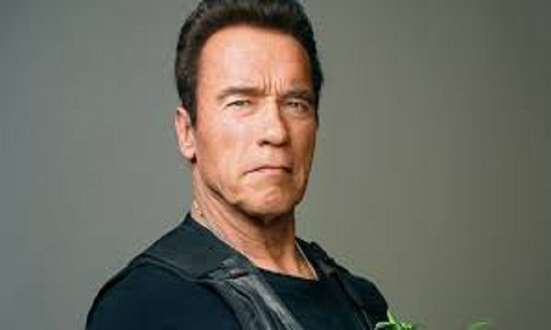 Arnold Schwarzenegger confirms role in 'Terminator 6'