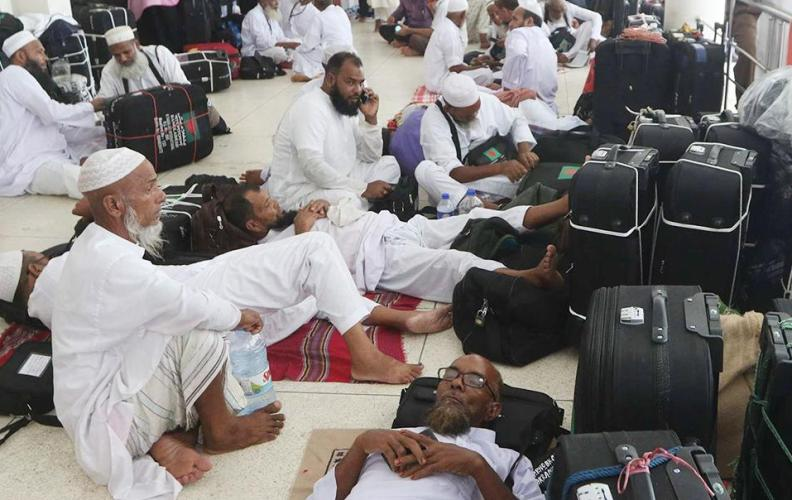 Writ petition seeks probe body formation over hajj flight mismanagement