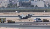 US fighter pilot ejects on emergency landing at Bahrain