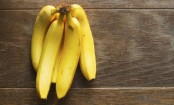 Never eat bananas on an empty stomach