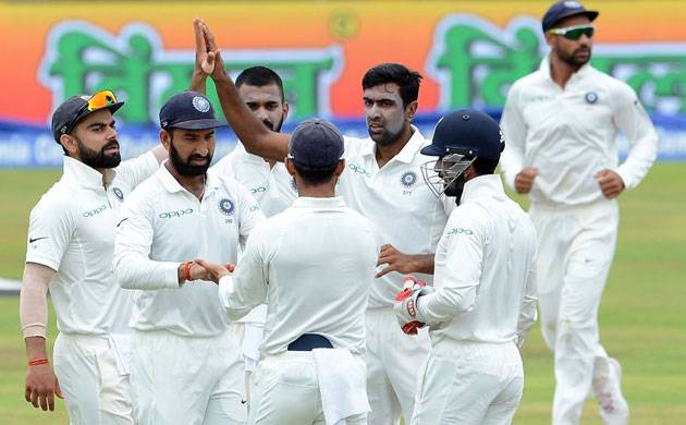 India beat SL by an innings & 171 runs