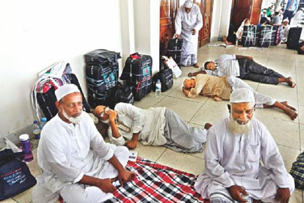 68,076 pilgrims still wait for their journey to Saudi Arabia