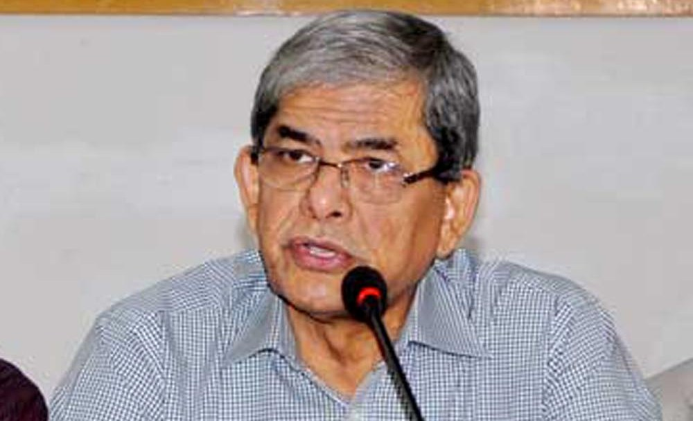 Govt out to stage drama over 16th amendment verdict: Fakhrul