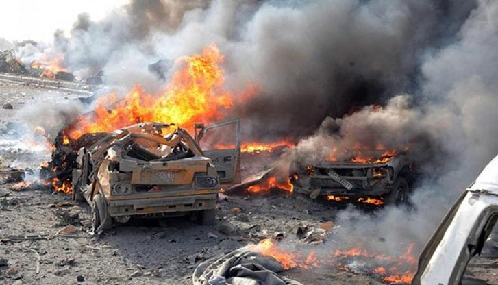 Yemen roadside bombing kills 12 civilians: security source