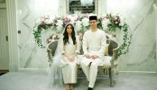 Malaysian princess marries Dutchman in lavish ceremony