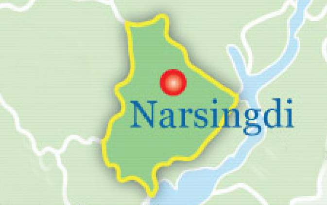 Narsingdi road crash kills 2