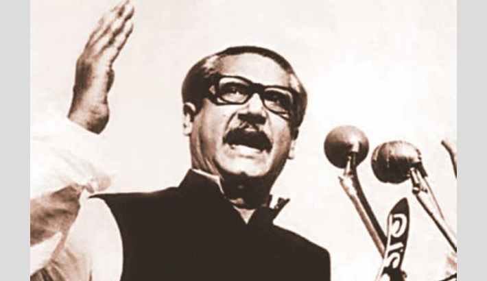 Of An Epic Poet of Politics: The Inevitable Bangabandhu