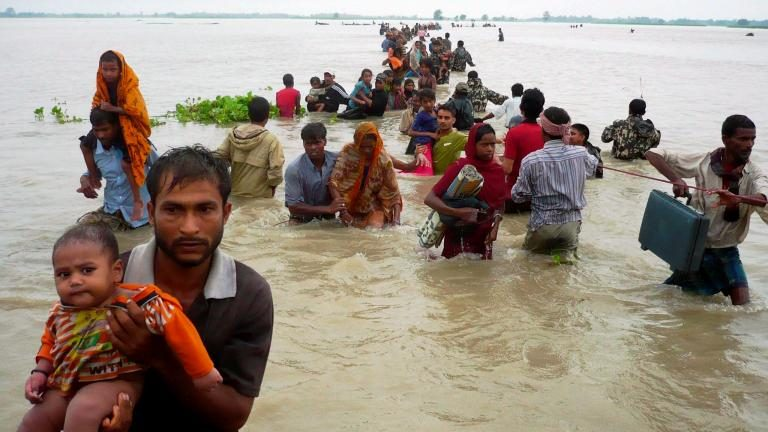 2 drown in Lalmonirhat floodwaters