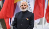 Modi hoists national flag to mark India's 71tst Independence Day
