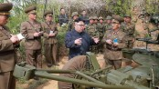 North Korea leader 'briefed' on Guam missile plan